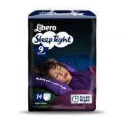 Libero Night Comfort M - 20-37 kg - 15 pz