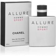 Allure Homme Sport De Chanel Eau De Toilette 100ml/3.4oz Para Hombre