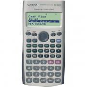 Calcolatrice finanziaria Casio FC-100V - 417735 Calcolatrice finanziaria a 10+2 cifre di dimensioni 80 X 161 X 13,7 mm dal peso di 205 g con alimentazione batteria di colore grigio in confezione da 1 Pz.