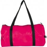 LOQI Torba LOQI Weekender Transparent Pink