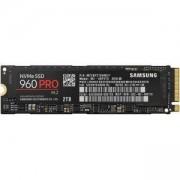 Диск Samsung SSD 960 PRO EVO M2 PCIe 2TB, MZ-V6P2T0BW