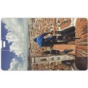 Printland 16GB Skills Credit Card Shape Pendrive PC160270