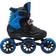 Roces Roller Enfant Roces YEP 3x90 TIF (Black/Astro Blue)