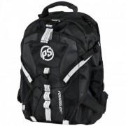 Powerslide Inlinesryggsäck Powerslide Fitness Backpack - 13.6 lit. Svart