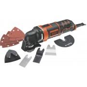 BLACK+DECKER MT300KA Multitool - Oscillerend - 300W - Incl. koffer en 11 accessoires