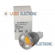 Lampada Faretto a LED GU10 Alta Potenza 7 Watt 700lm Bianco Naturale 4500K