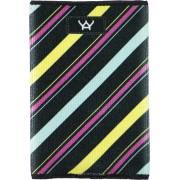 YaYwallet Modern Stripe Wallet 1164