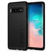 SPIGEN TOUGH ARMOR GALAXY S10 BLACK Samsung Galaxy tok telefon tok hátlap
