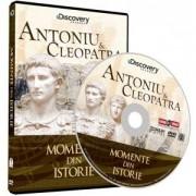 Discovery - Momente din istorie-Antoniu si Cleopatra (DVD)