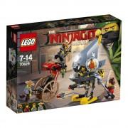 LEGO Ninjago, Atacul Piranha 70629