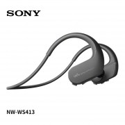 Auriculares Deportivos Mp3 Player Sony NW-WS413 4GB - Negro