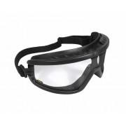 Ochelari de protectie cu rama neagra si lentile transparente, Stanley SY240-1D