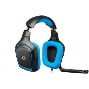 Slušalice Logitech PC Headset Gaming G430