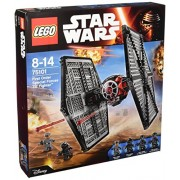 Lego First Order Special Forces TIE Fighter, Multi Color