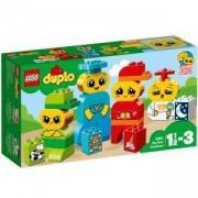 Конструктор Лего Дупло - Моите първи емоции - LEGO DUPLO Creative Play, 10861