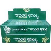 Betisoare parfumate Wood Spice (Lemn condimentat)