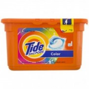 Detergent capsule Tide 3in1 Pods 12 buc Color