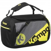 Kempa Sporttasche K-LINE BAG PRO CAUTION - schwarz/light grau melang |