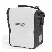 Ortlieb Front-Roller City - white - black - Sacs Vélo