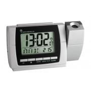 Радио-управляем часовник с термометър - 60.5002