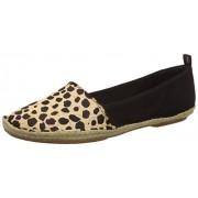 Clarks Women's Clovelly Sun Combi Black Fashion Sandals - 5 UK/India (38 EU)