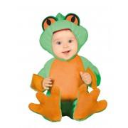 Vegaoo.es Disfraz rana bebé - 1-2 años (92-93 cm)
