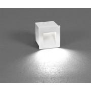Nowodvorski Step LED kinkiet podtynkowy 1-punktowy biały 6908