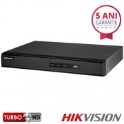 DVR HDTVI CU 4 CANALE VIDEO TURBO HD HIKVISION TURBO HD 3.0 DS-7204HQHI-F1/N