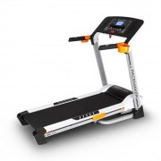 Capital Sports Pacemaker X20 tapis roulant fitness 4 PS 16km/h pulsomètre -argen