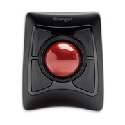 Kensington Expert Mouse Trackball - Bluetooth/Radio Frequency - USB - DiamondEye - 4 Button(s) - Black - 1 Pack