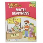 Kenny Kangaroo Math Readiness Workbook Grade PK