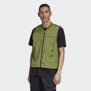 adidas R.Y.V. Bodywarmer - Heren - Tech Olive - Grootte: Extra Small