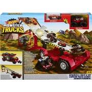 Hot Wheels Monster Trucks Lejtős verseny 2 az 1-ben