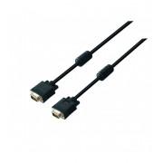 Astrum erősített VGA apa - VGA apa video kábel 15 méter