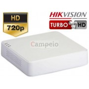 DVR Hikvision DS-7104HGHI-F1 Turbo HD si AHD 720p