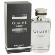 Quatre For Men By Boucheron Eau De Toilette Spray 3.4 Oz