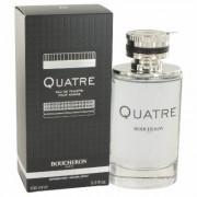 Quatre For Men By Boucheron Eau De Toilette Spray 3.4 Oz