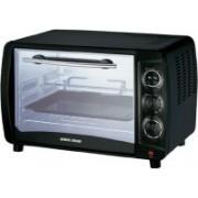 Black & Decker 28-Litre TRO50-B5 Oven Toaster Grill (OTG)(Black)
