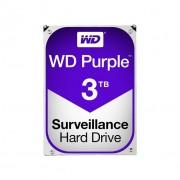 DISCO DURO INTERNO WD 3TB 3.5 WD30PURX 64M SATA3 7200RPM PURPLE