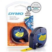 Dymo Original DirectLabel-Etiketten Polyester gelb 91202