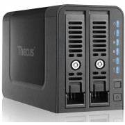 Thecus N2350 2 Bay Marvell Armada 385 1GHz Dual-Core Network Attached Drive