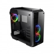 CASE, Thermaltake Level 20 GT Full Tower, Black /no PSU/ (CA-1K9-00F1WN-00)