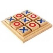 Party Nasha Toys Wooden Tic Tac Toe Junior