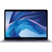 Laptop Apple MacBook Air 13 ecran Retina, procesor Intel® Core™ i5 1.6GHz, 8GB, 256GB SSD, Intel UHD Graphics 617, Space Grey, INT KB