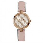 Часовник GUESS - Luxe GW0027L2 PINK/ROSE GOLD