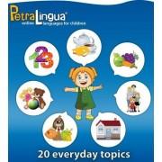 PetraLingua - Taalcursussen voor kinderen Engels leren voor Kinderen - Online cursus Engels voor kids (PetraLingua)