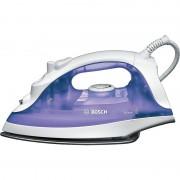 Bosch Tda2320 Ferro Da Stiro A Vapore 2000 Watt Piastra Inox Colore Viola E Bian