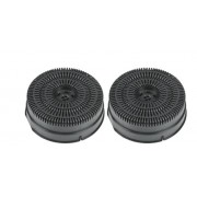 Set 2 bucati filtre carbon activ pentru hota Whirlpool