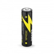 Baterie Li Ion 3.7V 3450mah GMO Leise 18650 cu circuit de protectie