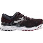 Brooks Transcend 6 - scarpe running stabili - uomo - Black/Red